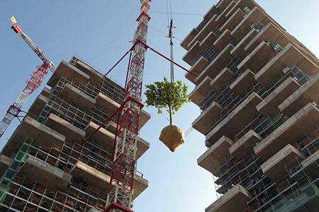 conception de foret urbaine durable